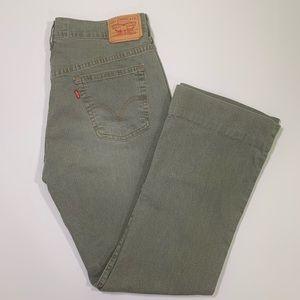 Levi's 515 boot cut jeans size 12